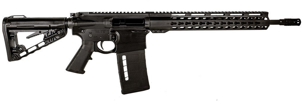 DIAMONDBACK DB10 Sniper Black Image