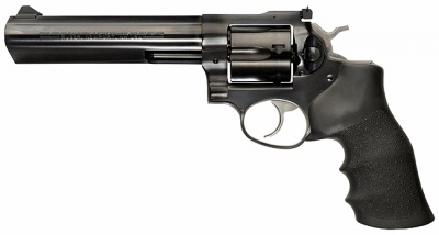 RUGER GP100 Blued 6
