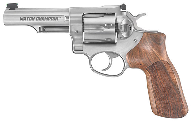 RUGER GP100 Match Champion Image