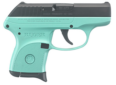 RUGER LC380 Blued Image