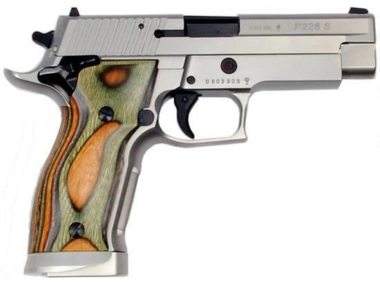 SIG SAUER P226 X-Five Short & Smart Image