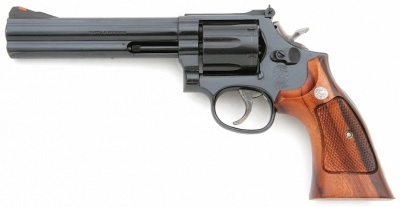 SMITH & WESSON 586, 5