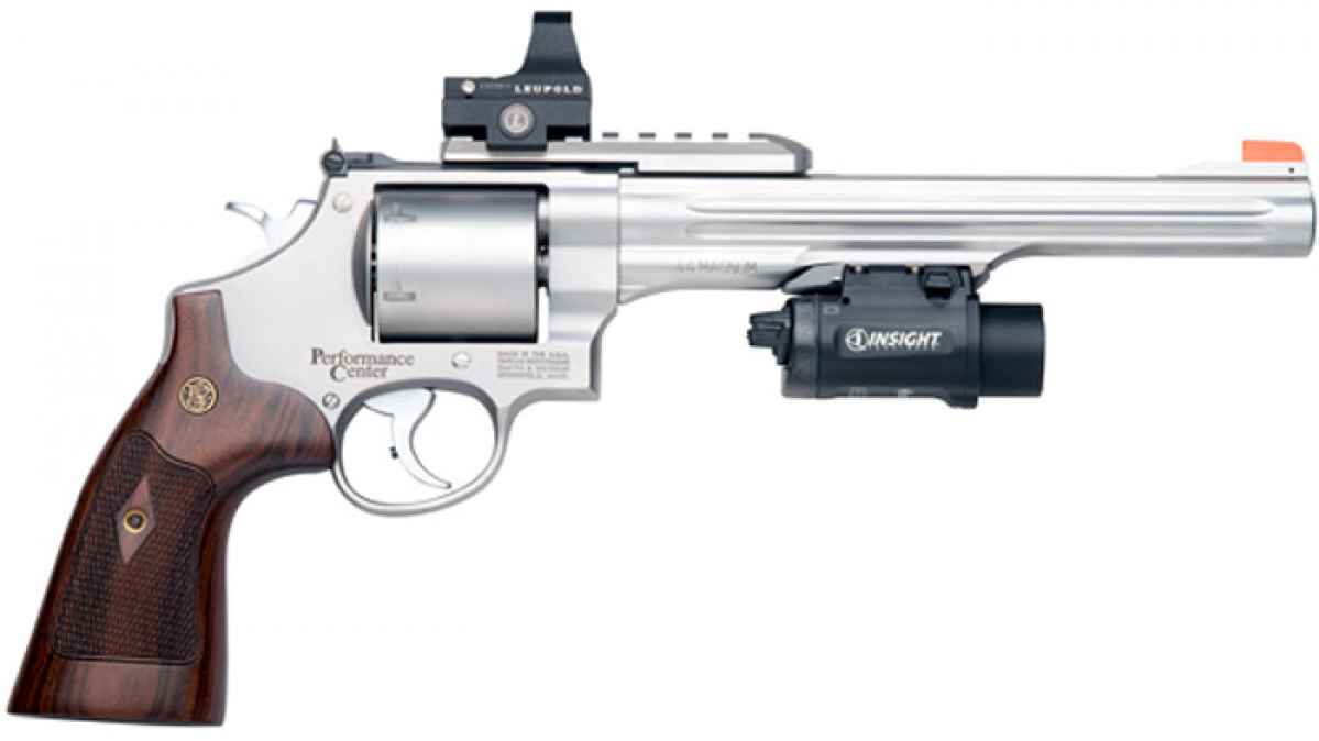 SMITH & WESSON 629 FB 8.375