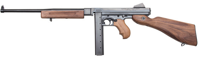 THOMPSON TM1 M1 Military Image
