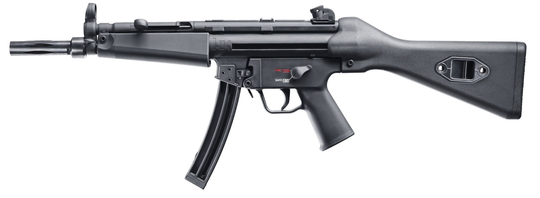 WALTHER H&K MP5 A4 Image