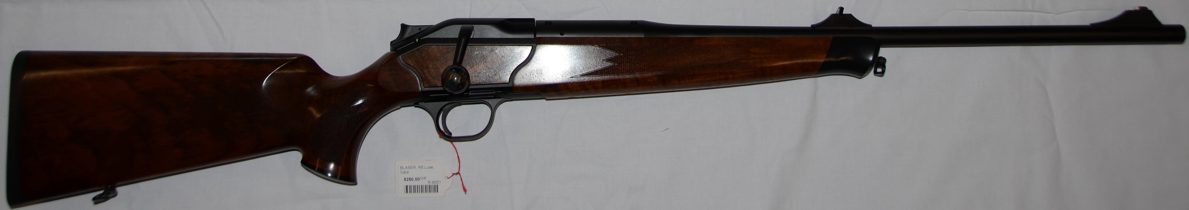 BLASER R8 Luxe Image