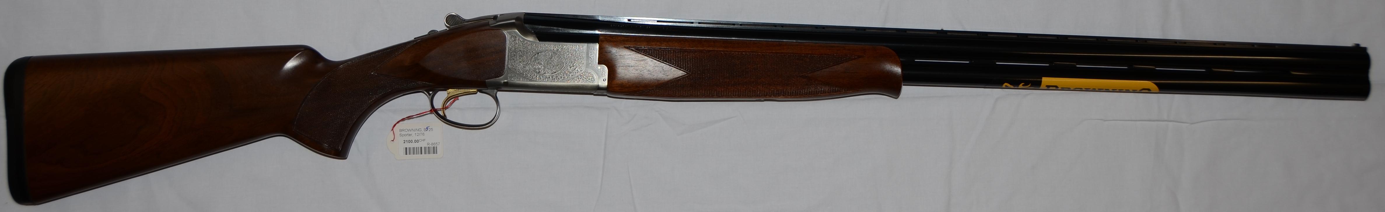 BROWNING B525 Sporter Image