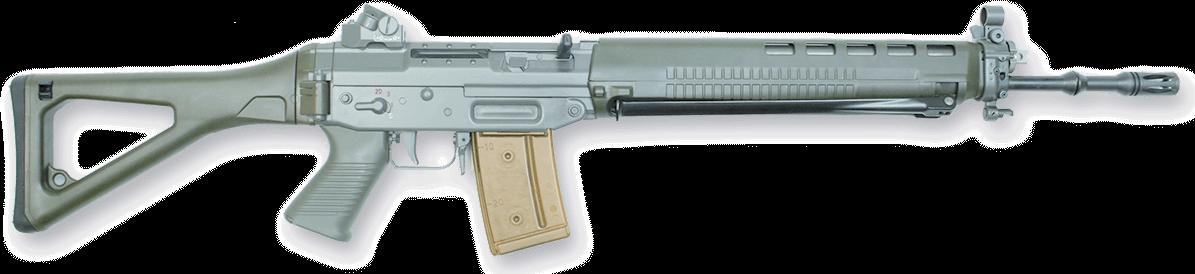 SAN SWISS ARMS SG 550-1 Image
