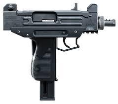 WALTHER Uzi Pistol Image