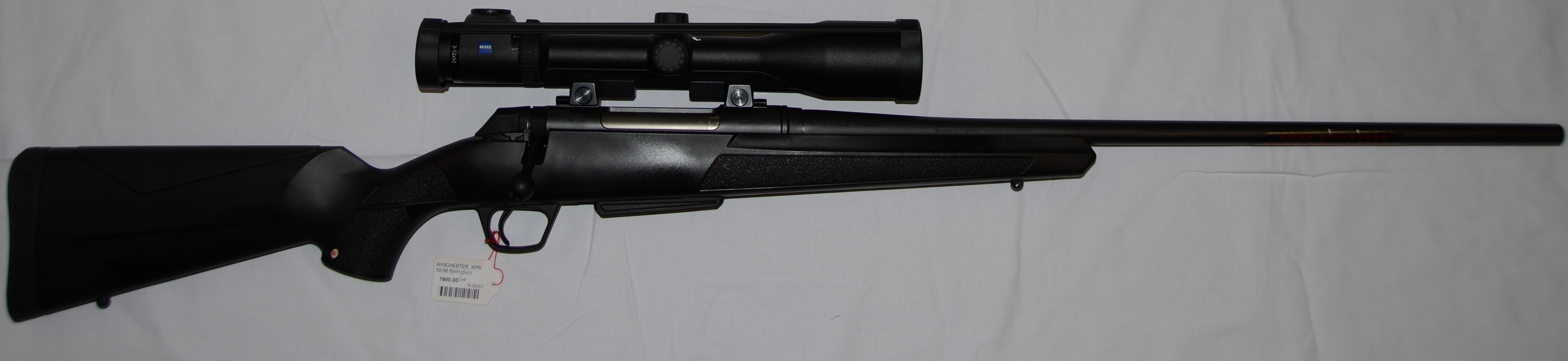 WINCHESTER XPR Image