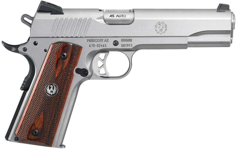 RUGER SR1911 Stainless Image